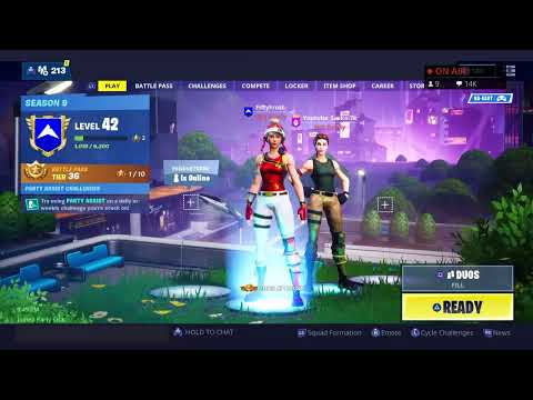 (NA East) CUSTOM MATCHMAKING SOLO/DUO/SQUAD SCRIMS FORTNITE LIVE/ PS4, XBOX, PC, MOBILE, SWITCH