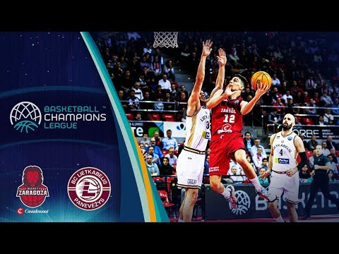 Casademont Zaragoza V Lietkabelis – Highlights – Round Of 16 – Basketball Champions League 2019-20