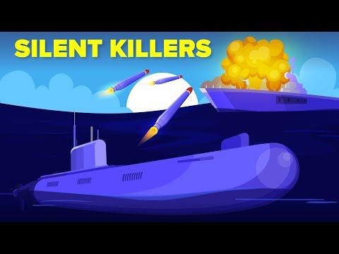 Most Powerful Attack Submarines In The World