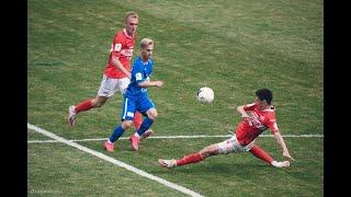 Дебют Пиняева в профессиональном футболе в 15 лет Олимп ФНЛ