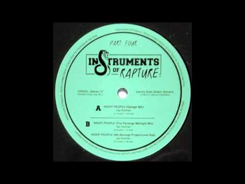 Ilija Rudman - Night People (Garage Mix) [Instruments Of Rapture, 2009]
