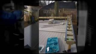 Toronto Deck Builder Azek Decking And Railing