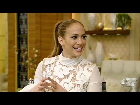 Jennifer Lopez, John Lithgow & host Jeffrey Dean Morgan Interview | Live with Kelly (March 20, 2017)