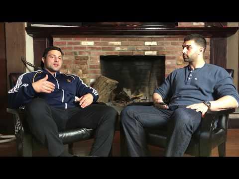 Q&A with IFBB Pro Arash Rahbar