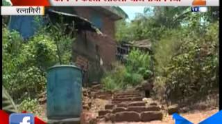 Zee24Taas : corruption in makhjan village, ratnagiri