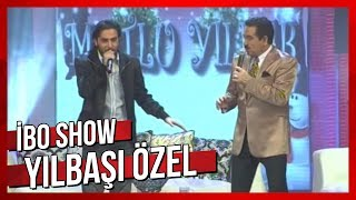 ibo show yılbaşı zel ismail yk petek dinz 31 12 2009