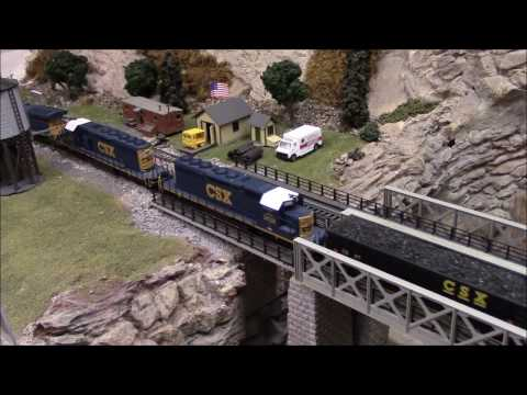 Mid-Ohio Valley Model Railroad Club