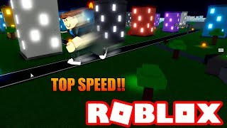 Roblox Legend of Speed