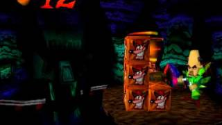Crash Bandicoot 1 - Brio Bonus Round Compilation