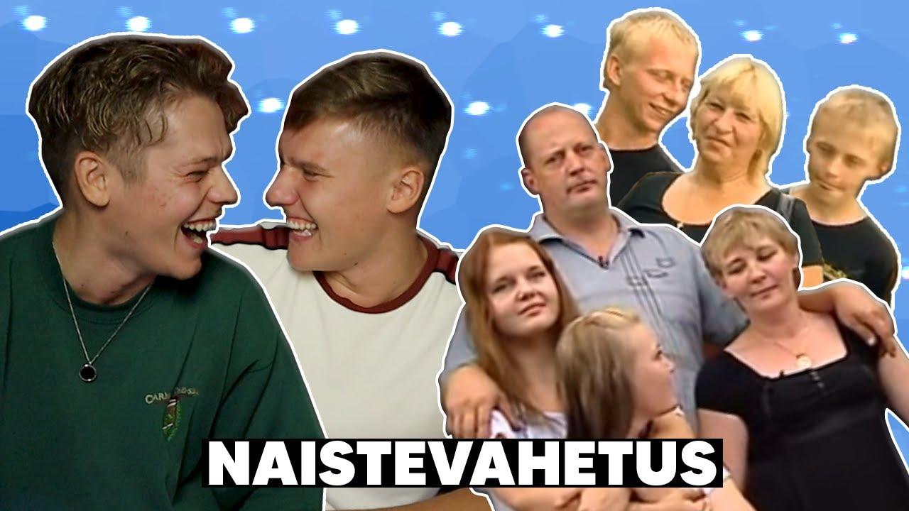 NAISTEVAHETUS