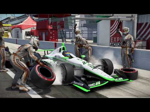 Project Cars 2 Indycar Racing Online at Indianapolis