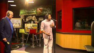 Smokie Norful (@smokienorful) performs I Understand & No Greater Love on the Tom Joyner Morning Show