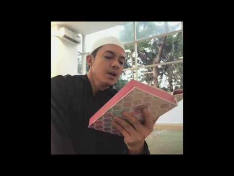 Viral SUBHANALLAH Merdu Sungguh Alunan Suara Irwansyah Membaca Al-Quran