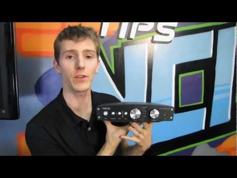 ASUS Xonar Essence One Audiophile Grade USB DAC Unboxing & First Look Linus Tech Tips