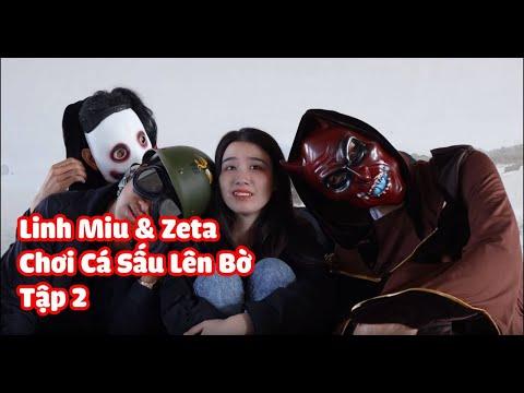 Linh Miu Bị Ma Sói Xám Bắt Cóc - Zeta Chơi Cá Sấu Lên Bờ tập 2| Linh Miu Official