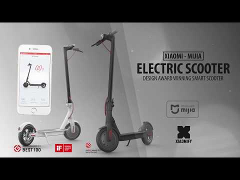Xiaomi Mi Electric Scooter Tutorial 1.0