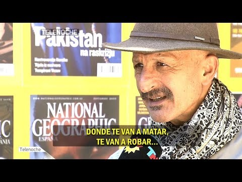 Reza Deghati, el fotógrafo de National Geographic