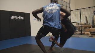 Gracie Jiu-Jitsu Challenge BJJ Instructor VS Punk