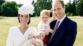 Prince William Admits He 'Struggled' With Raising Prince George and Princess Charlotte