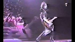"KISS - ""Creatures of the Night"" live Montreal 1983"