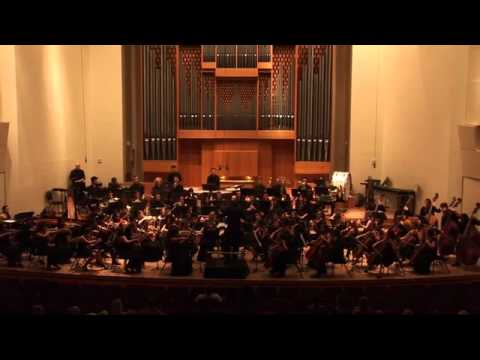 The World Orchestra and Josep Vicent live in Concert, Endler Hall Stellenbosch