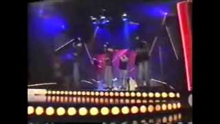Backstreet boys-1996 Nerde Bue show-We
