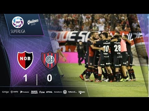 Newell's Old Boys San Lorenzo Goals And Highlights