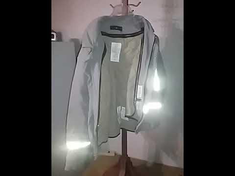 On Auction: High Visibility FR adjustable winter jacket