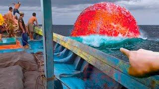 Если Вы Увидите Это в Море, Немедленно Зовите на Помощь!