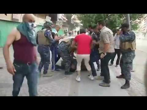 Protests lead to curfew in Baghdad