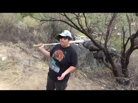 Sabino Canyon Hiking to 7 Falls