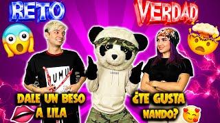 ¿TE GUSTA NANDO? VERDAD O RETO EXTREMO - Yolo Aventuras ft. Coloridas