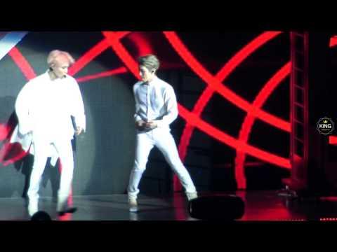 151025 SHINee WORLD IV in Shanghai - Excuse Me Miss (JONGHYUN focus ver.)