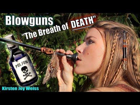 Blowguns -