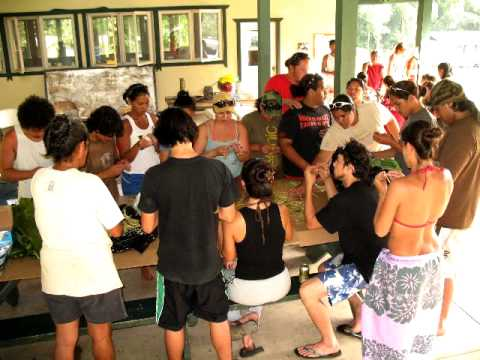 Kipahulu Solar Powered Kitchen & Community Center
