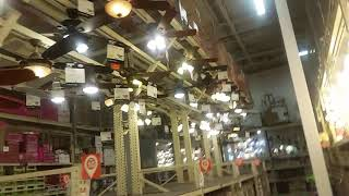 Home Depot Ceiling Fan Display, also Canarm Ceiling Fans