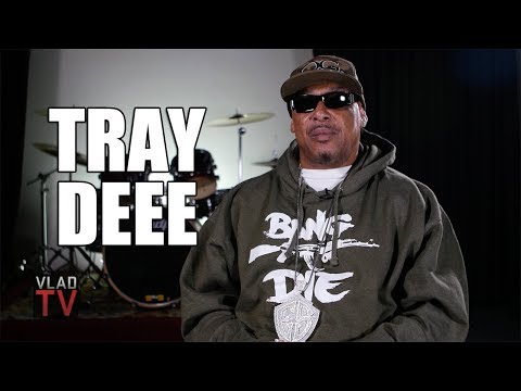Tray Deee: Dr. Dre Gay Rumors Came From Dre Never Having A Mustache (Part 5)