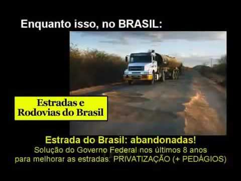 Dilma dá nosso dinheiro para Cuba enquanto isso no Brasil