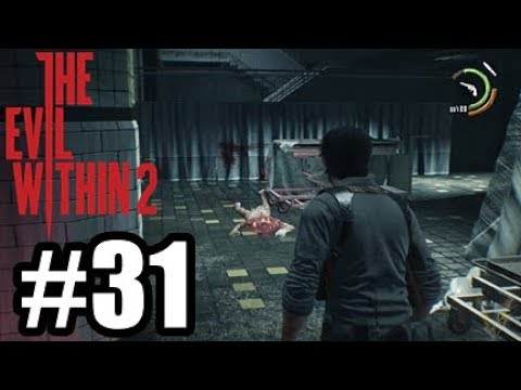 The Evil Within 2 PS4 #31 - GAS!!!!!