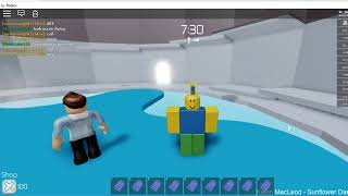 ROBLOX Trying to Complete Tower of Rage! (Tower of Hell) | MRM