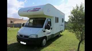 CAMPING CAR CHALLENGER 133