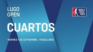 Cuartos de final masculinos - Lugo Open 2018 - World Padel Tour