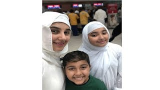 Javeria saud live from makkah saudia arabia