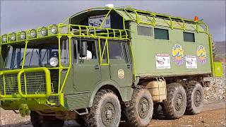 Monster truck Tatra T813 8X8    Agadir   Morocco (Reda Taoujni)