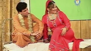 Tariq Teddy Wedding Night | Naseem Vicky - Funny Stage Drama Clip
