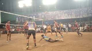 Riyazuddin vs prem volleyball tough match
