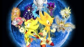 All Super Sonic Boss Fights