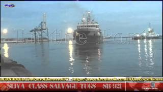 Russian Navy - Salvage tug - SB 921