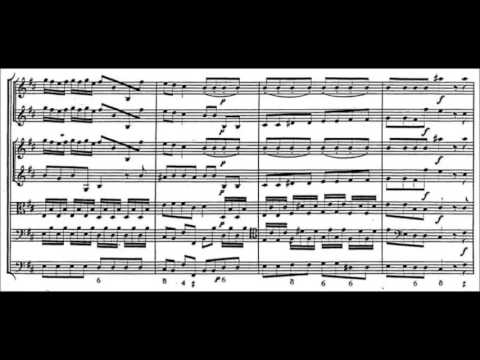 George Fr. Handel - Concerto Grosso Op. 6,  No. 12