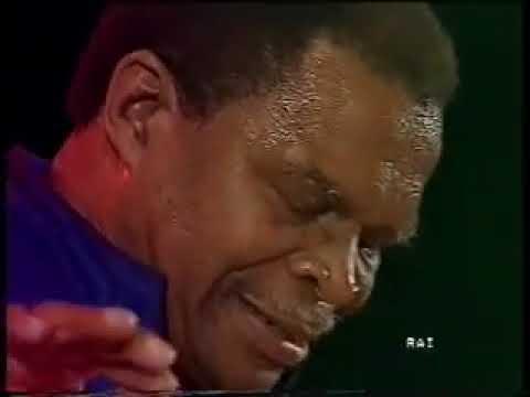 Otis Clay live at Porretta Soul Festival 1997